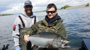 Oregon's Columbia River is Home to Great Salmon | Oregon Fishing Guide