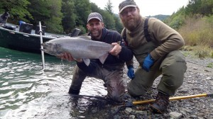 Elk and Sixes River Guide | Salmon and Steelhead Fishing | Port Orford Oregon | WVO