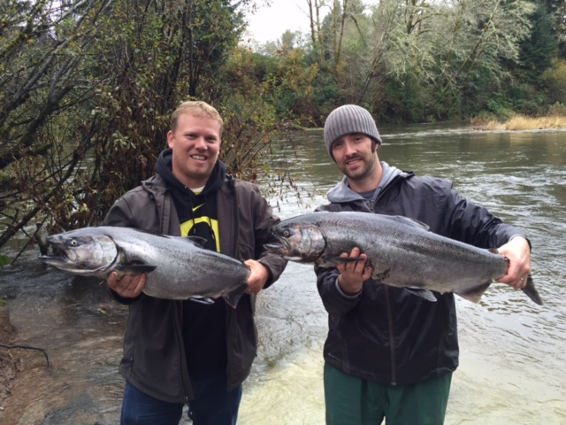 best siletz fishing guide siletz river guides polk