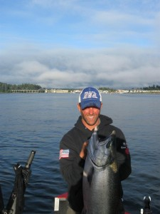 Fall Kings and Coho Salmon Fishing | Siuslaw River Guide | WVO