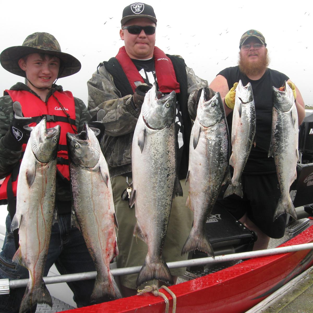 Steelhead & Chinook Fishing in Douglas County, Oregon | WVO