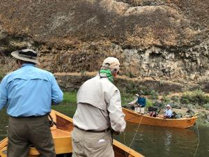 Fishing Along the John Day River | John Day River Outfitters | WVO