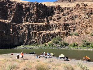 Fully Outfitted John Day River Excursion | Fishing, Hunting, Camping | WVO